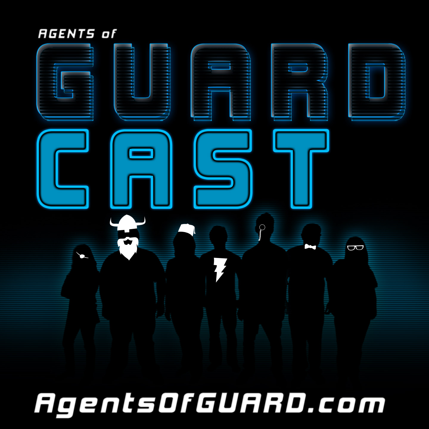 Agents of GUARD: GUARDcast