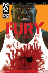unvincible fury max 11