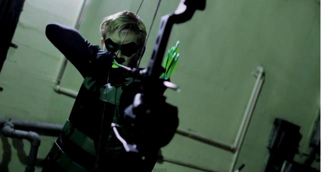 Green Arrow fan film