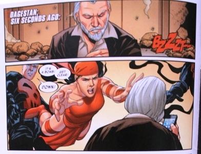 Thunderbolts #9 Marvel Now Daniel Way Phil Noto Elektra