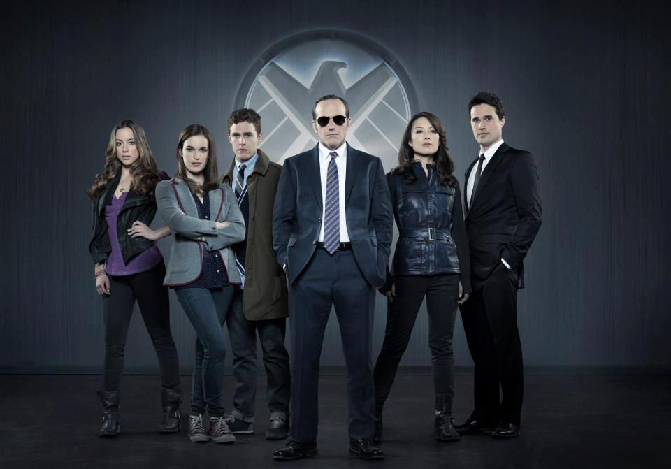 SHIELD cast