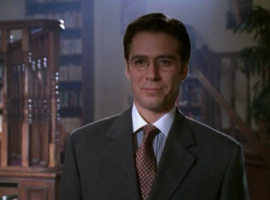 """Alexis Denisof as """"Wesley"""" from Buffy and Angel."""