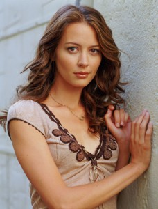 """Amy Acker as """"Fred"""" on Angel."""