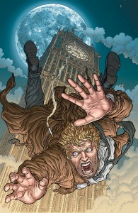 UNvincible constantine #3 DC Comics John Constantine Hellblazer