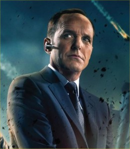 """Clark Gregg as Agent Phil Coulson in """"The Avengers."""""""