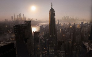New York gets a lot of fictional destruction thrown at it.