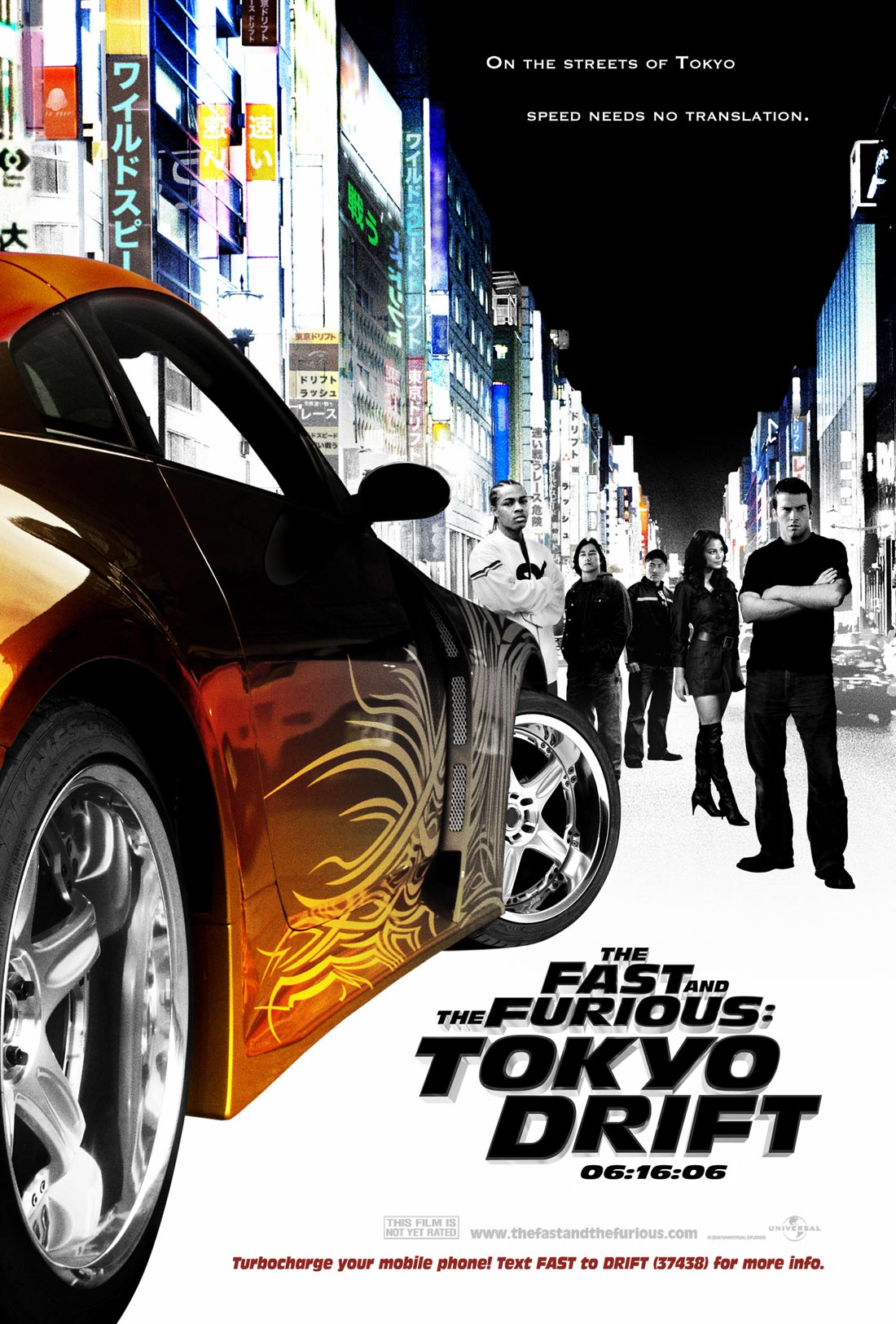 The Fast and the Furious Tokyo Drift - Rotten Tomatoes