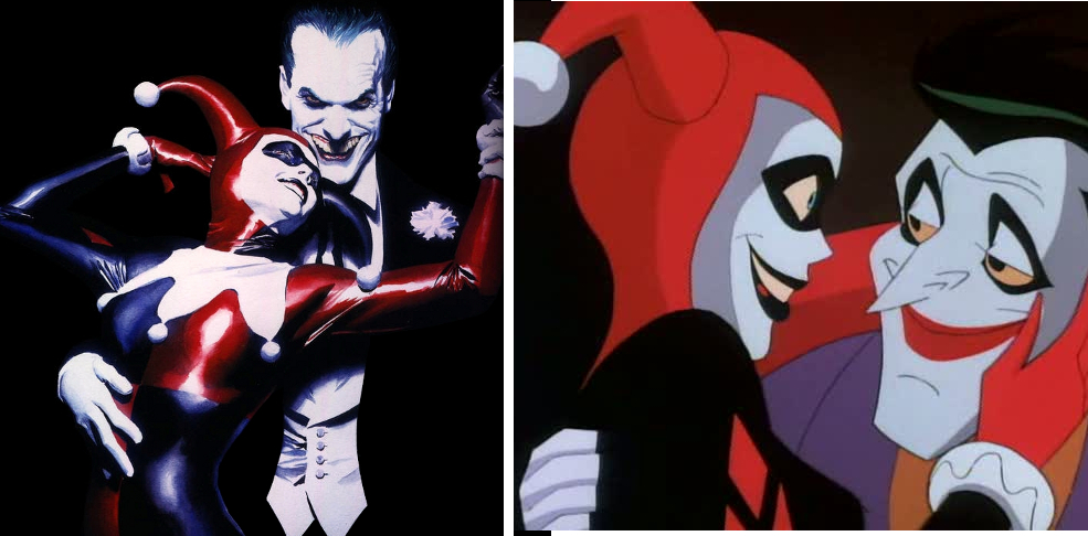 Harley and Her Puddin'