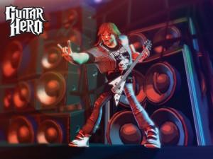 Electric Air Guitar!