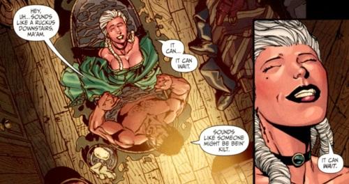 Boy Crazy Comics Deadshot Floyd Lawton DC Comics Secret Six