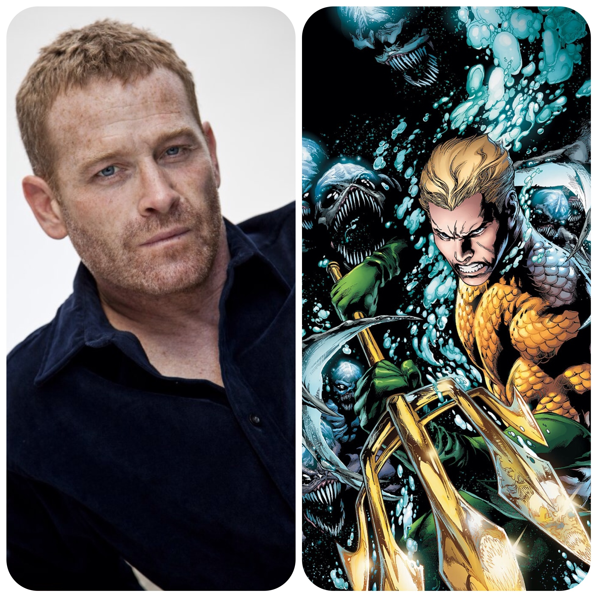 Dreamcasting With Denise Justice League Aquaman Arthur Curry Max Martini