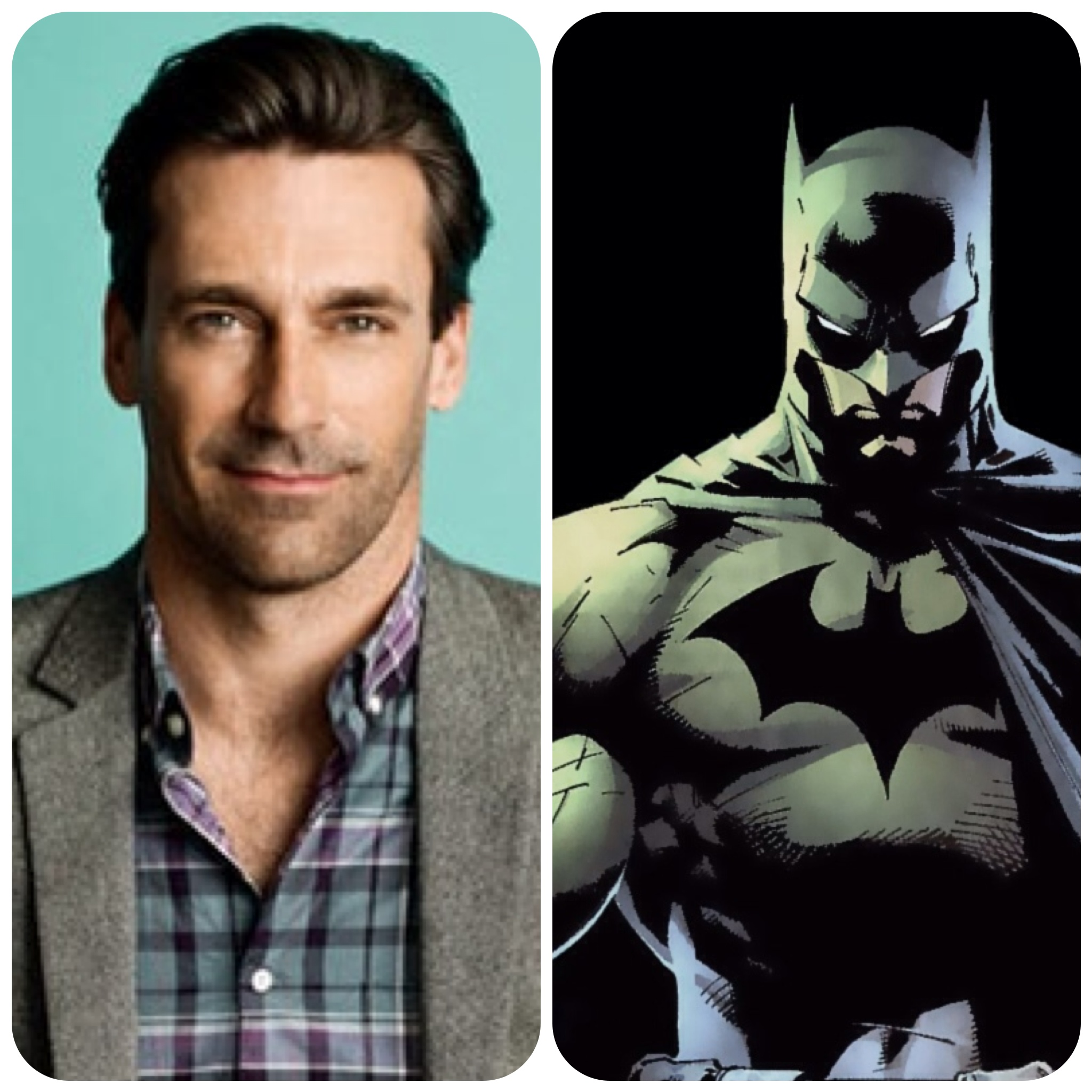 Dreamcasting With Denise Justice League Batman Bruce Wayne Jon Hamm