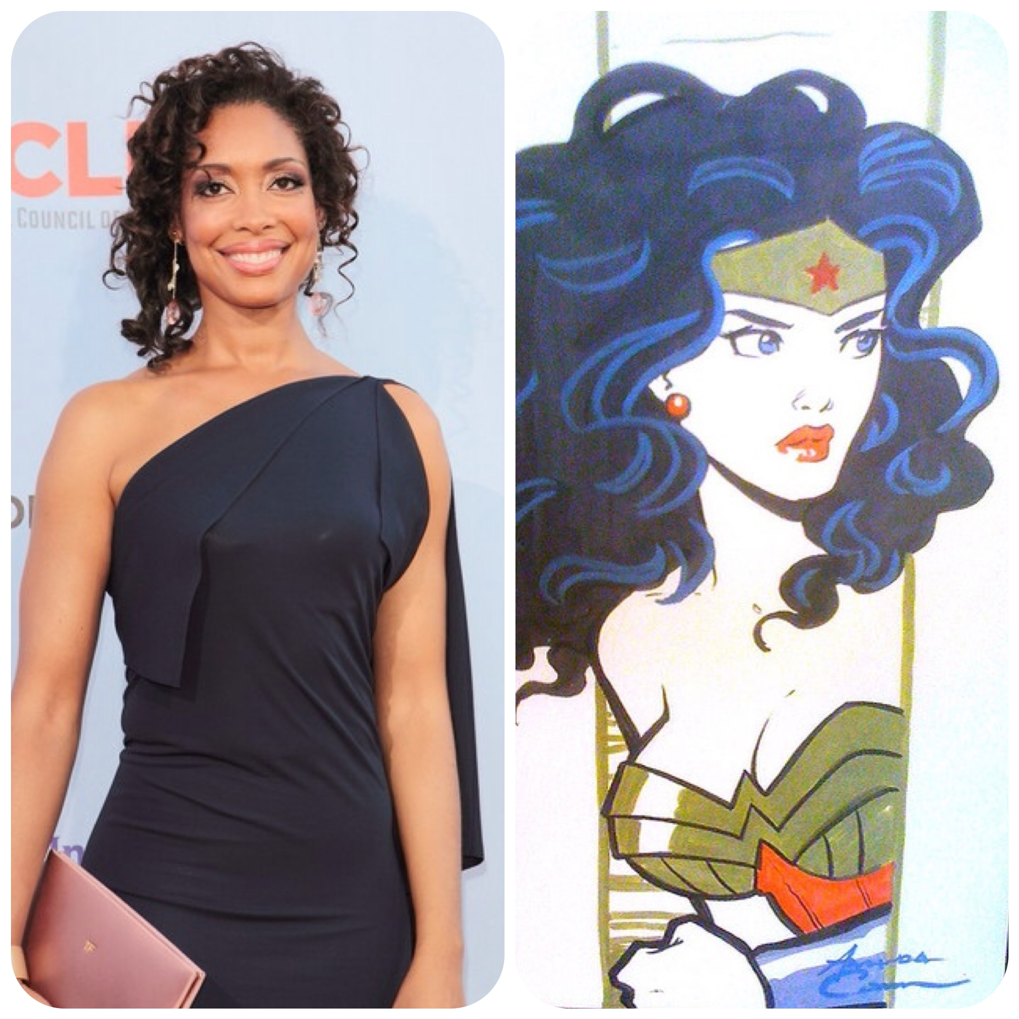 Dreamcasting With Denise Justice League Wonder Woman Diana Prince Gina Torres