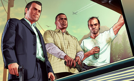 Evil is the New Good: GTA V