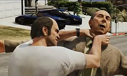Evil is the New Good: GTA V Learns the Wrong Lessons