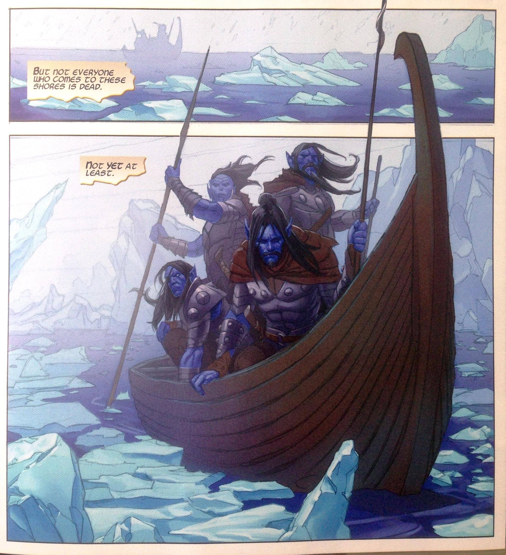 UNvincible Thor God of Thunder Marvel Comics Marvel Now