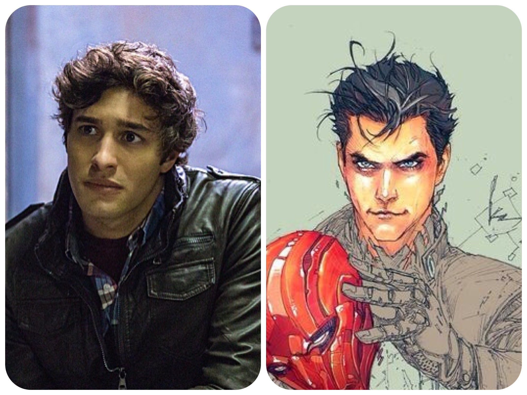 Dreamcasting With Denise Alexander Koch Red Hood Jason Todd Under the Dome CBS Robin DC Comics New 52 Kenneth Rocafort