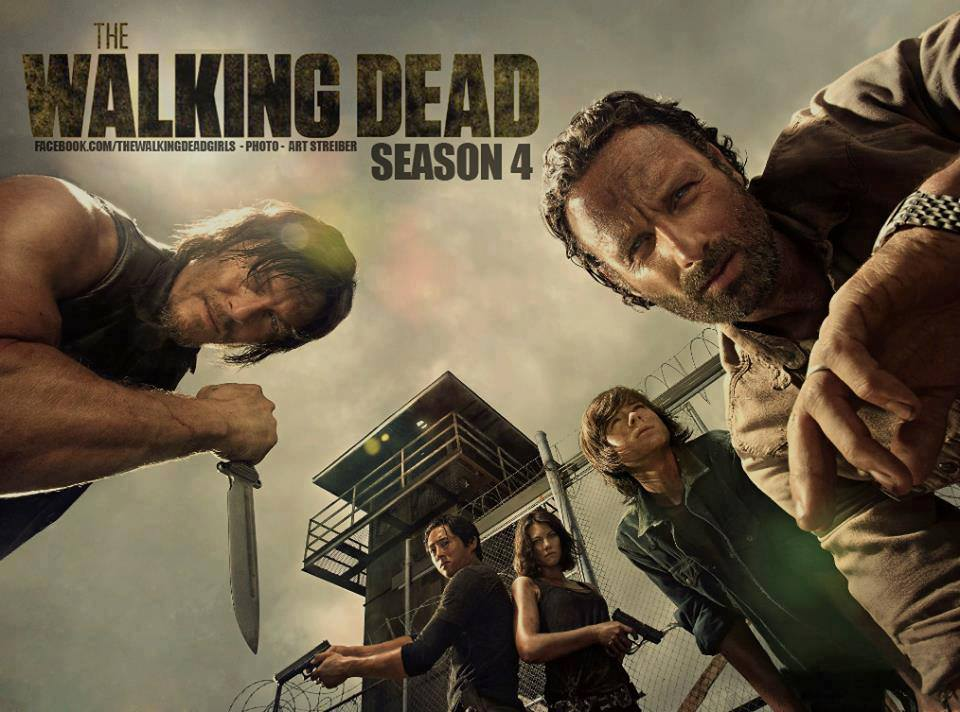 Walking Dead Season 4 Episode 1