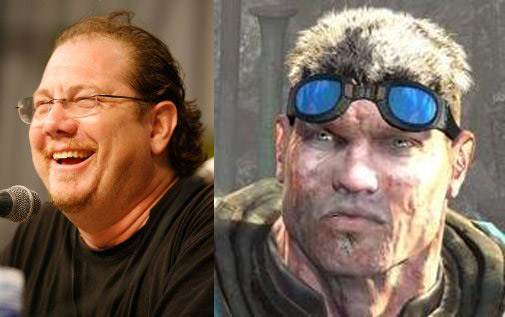 fred tatasciore voice actor