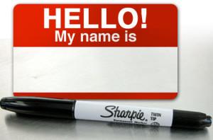 HELLO! My Name Is GOD