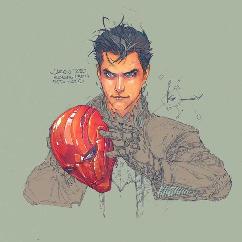 Dreamcasting With Denise: Alexander Koch as Red Hood