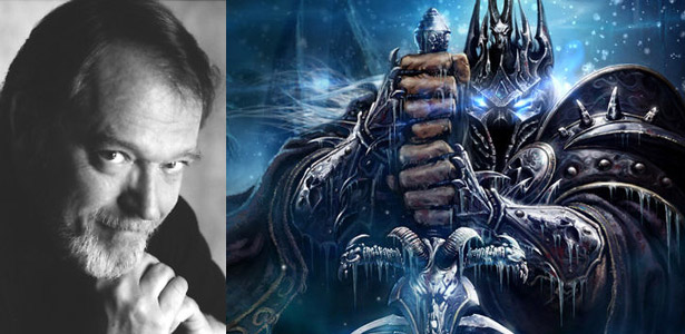 michael mcconnohie the lich king