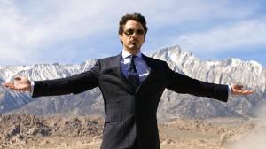 Step 01: Be Robert Downey Jr.