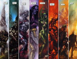 The Nine Realms of Asgard
