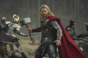 Thor, as of The Dark World.