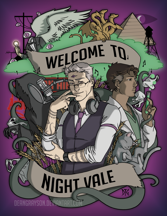 come visit night vale