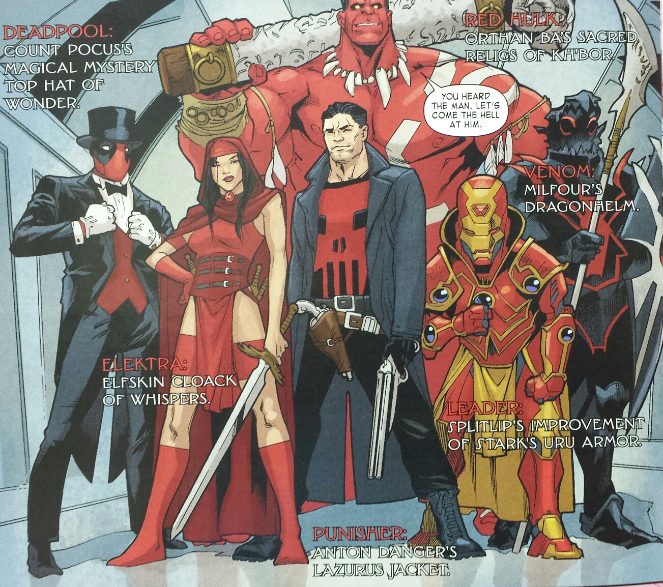 Thunderbolts Annual 003