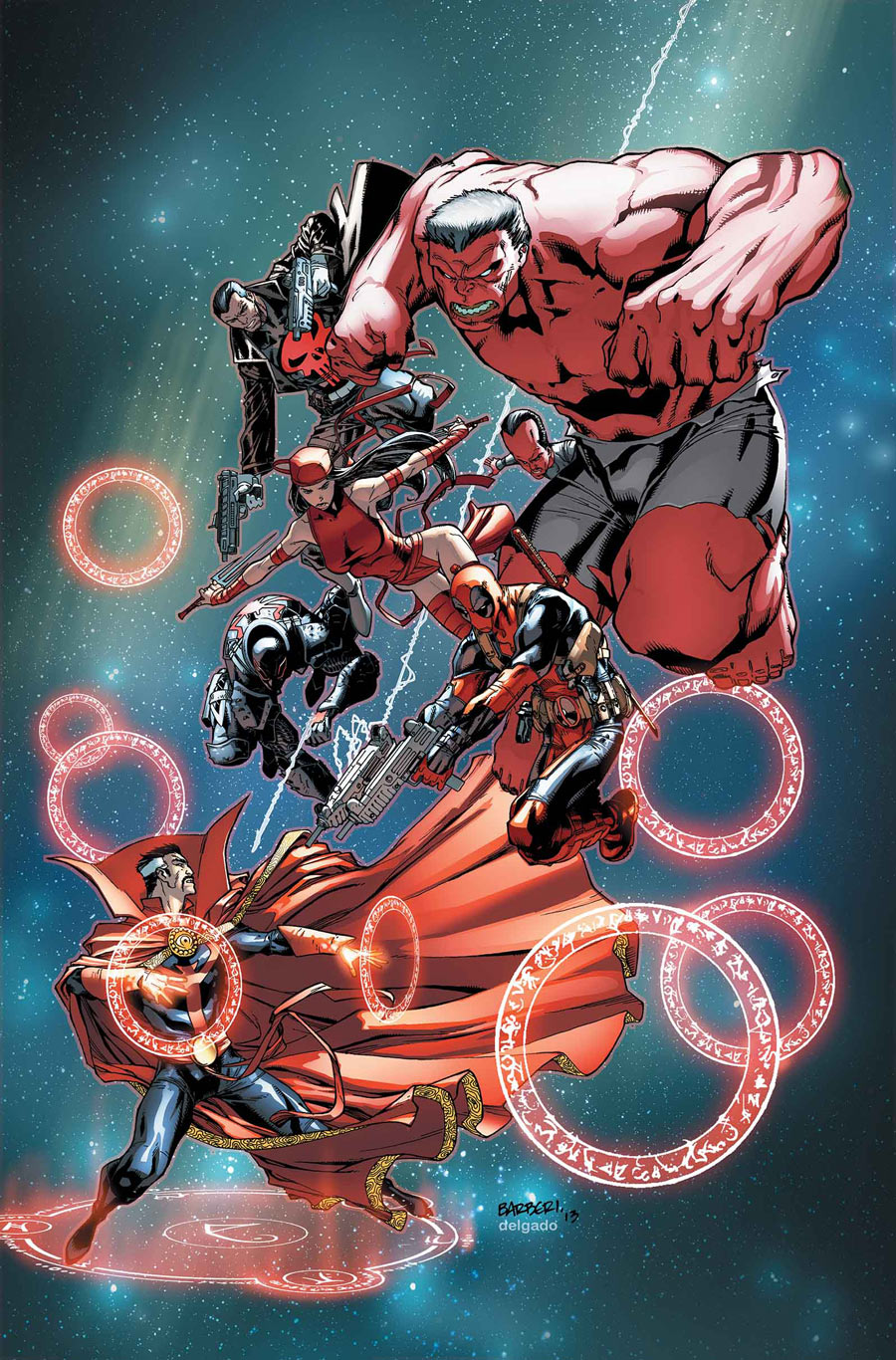 Thunderbolts Annual