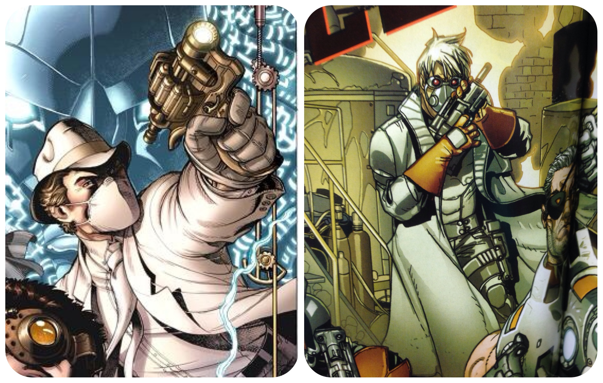 Let's Talk About X Baby Storm Domino Magik Dr Nemesis Psylocke Beast Uncanny X-Men X-Force Legacy Marvel Comics