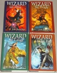 Books One through Nine!