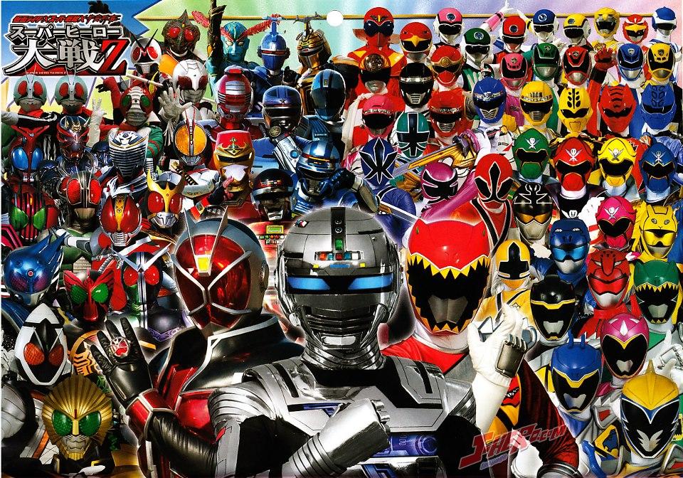 Super_Hero_Taisen_Z_heroes