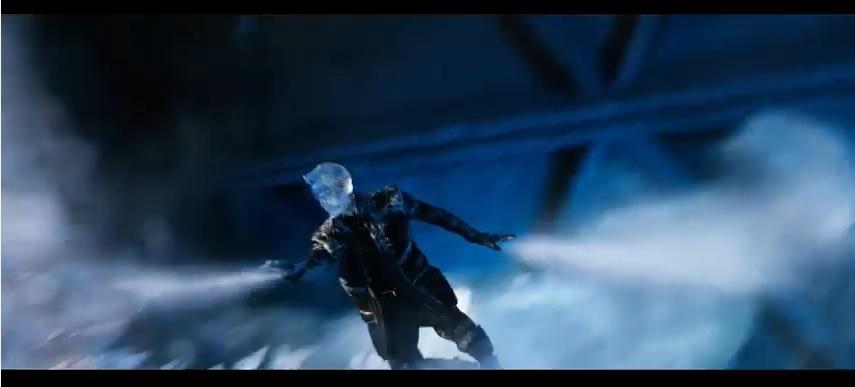 Iceman!