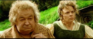 Hopefully you won't end up being a miserable old hobbit.