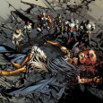 Original Sin #1 5/7/2014 Written By: Jason Aaron Art By: Mike Deodato I feel depressed about big company crossovers.  Used to be I'd be the one at the front of […]