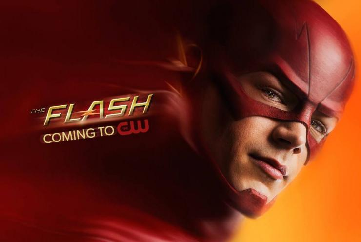 the flash cw arrow barry allen grant gustin