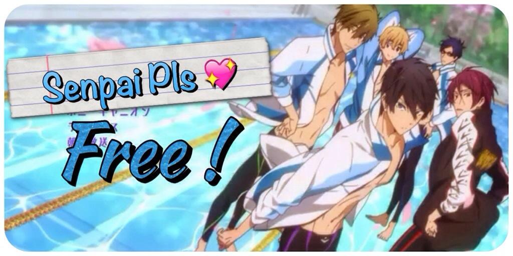 eternal summer free Haruka Nanase High Speed! Iwotobi swim club Makoto Tachibana Nagisa Hazuki Rei Ryūgazaki Rin Matsuoka Senpai Pls swimming anime