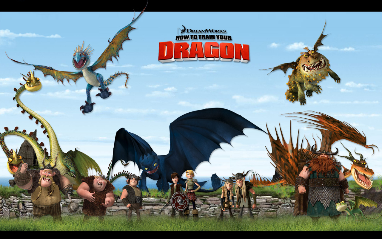 how to train your dragon - photo #16