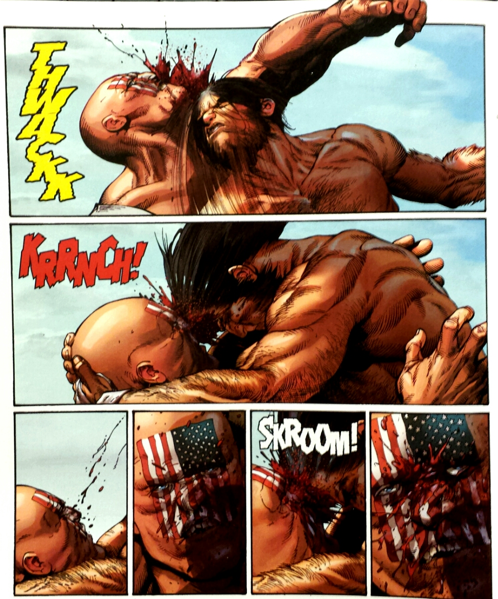 Death of Wolverine 004