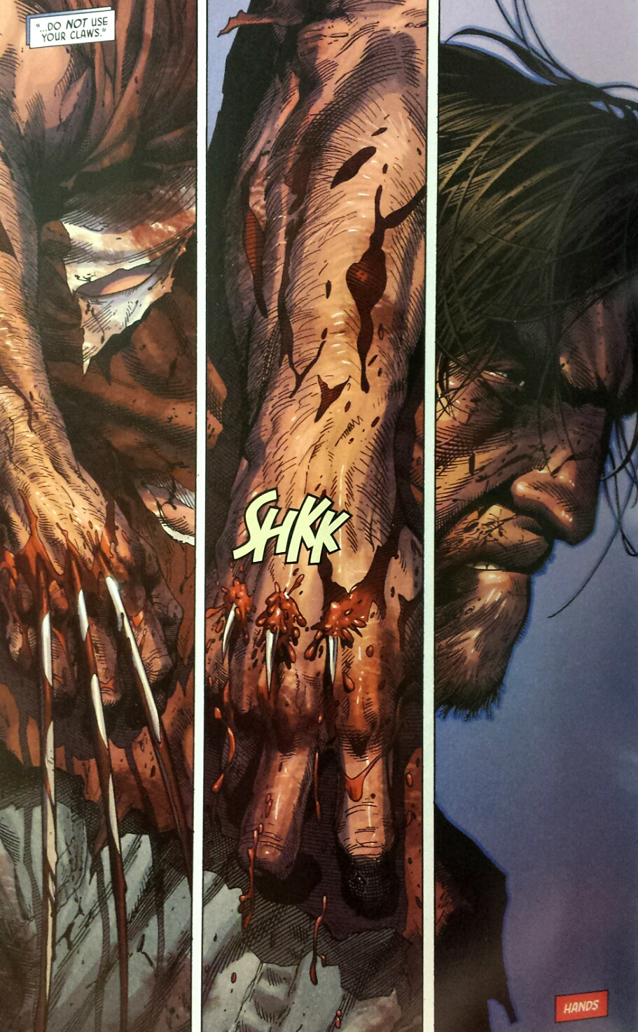 Death of Wolverine 005