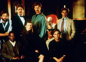 Loser's Club 30 Years later. Can you spot Capt. Creepy?
