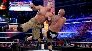 "Their match at WM 29, however, was exactly as bad as you'd expect for a match between SuperCena and Dwayne ""Hasn't Really Wrestled in Over 10 Years"" Johnson."