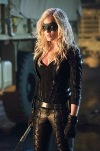 RIP Black Canary. Your leather costume was too intense for the show.