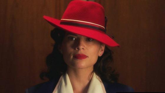 Peggy Carter Pilot