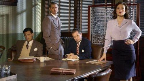 Agent Carter Pilot