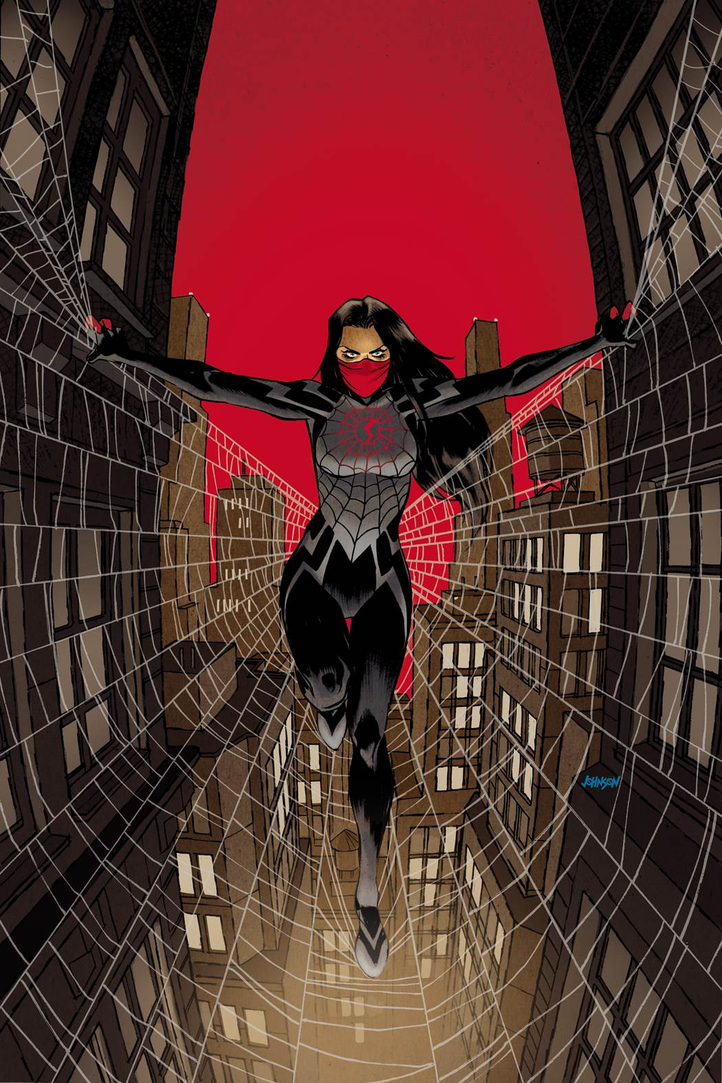 comic books comics marvel silk spider-man edge of spiderverse