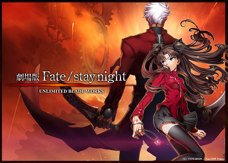 Navigating The World Of Fate Stay Night